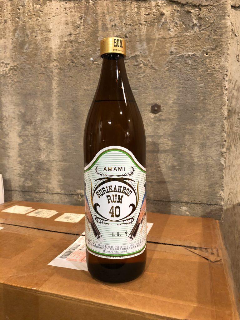 Rurikakesu Japanese Rum